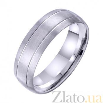 Золотое обручальное кольцо Счастливая жизнь TRF--4211724