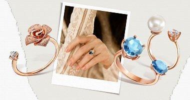 Модные кольца в стиле Toi et moi, от которых все без ума
