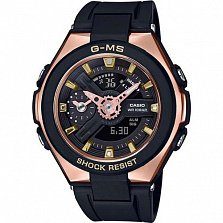 Часы наручные Casio Baby-g MSG-400G-1A1ER