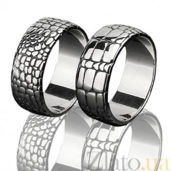 Золотое обручальное кольцо Магнетизм OB2092