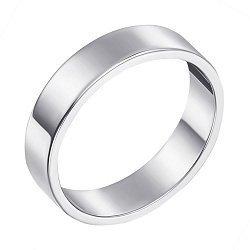 Обручальное кольцо из белого золота 000103678
