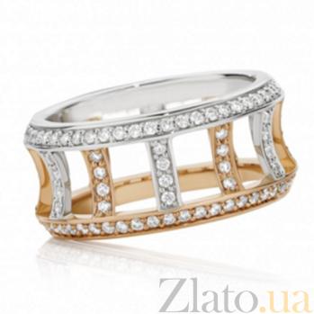 Кольцо Argile-F из белого и розового золота R-ArF-W/R-144d