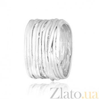 Серебряное кольцо Аннелин 000028009