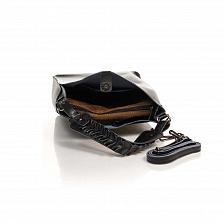 Сумка На Каждый День Italian Bags 8965_black Кожаная Черный
