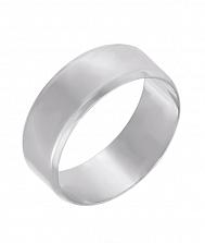 Обручальное кольцо в белом золоте Страна любви