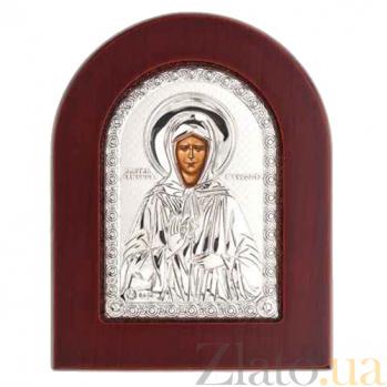 Серебряная икона Матроны Московской AQA--MA/E1112E