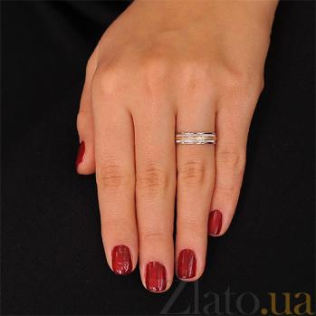 Золотое обручальное кольцо Секрет Мольера 000001680