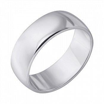 Срібна обручка 000121298