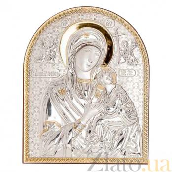 Икона Божьей Матери Страстная позолоченная AQA--07152222