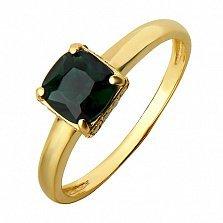 Кольцо из желтого золота Айла