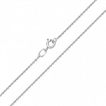 Ланцюжок з білого золота в якорному плетінні, 1,5мм 000117403