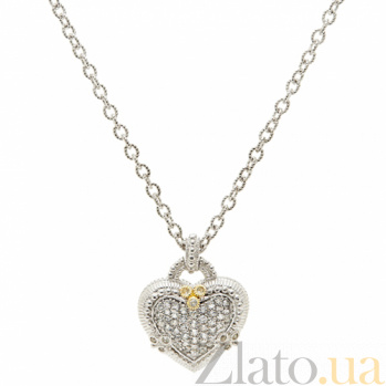 Колье Ashkenazi с бриллиантами N-JR-W-d11