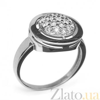 Золотое кольцо с бриллиантами Колесо фортуны 000017740