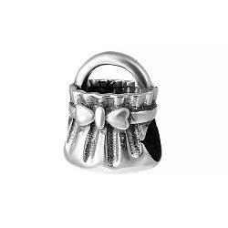 Серебряный подвес- шарм 000025115