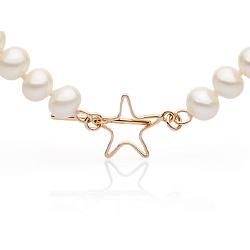 Жемчужное ожерелье Звезда любви