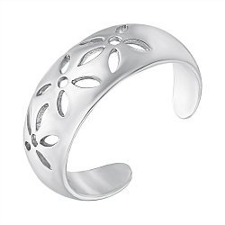 Серебряное кольцо 000113288
