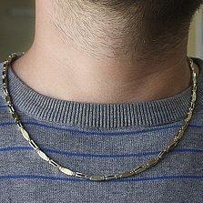 Золотая цепь с бриллиантом Деметриус