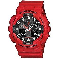 Часы наручные Casio G-shock GA-100B-4AER