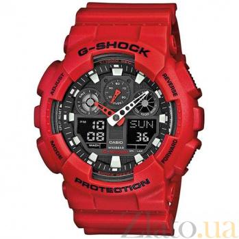 Часы наручные Casio G-shock GA-100B-4AER 000083294