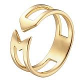 Кольцо в желтом золоте Направление