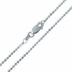 Серебряная цепочка Мадлен