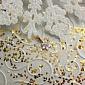 Золотая подвеска с цирконием Путеводная звезда SUF--440395