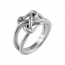 Серебряное кольцо Мудрое решение