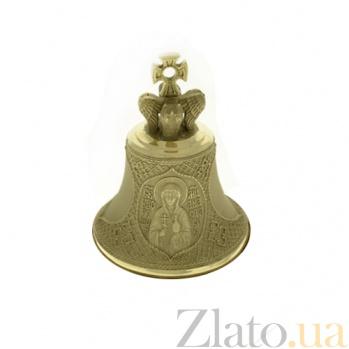 Бронзовый именной колокольчик Св. Анастасия K8211