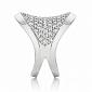 Кольцо Argile-F с бриллиантами R-ArF-W-160d