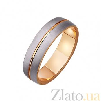Золотое обручальное кольцо Легенда TRF--411260