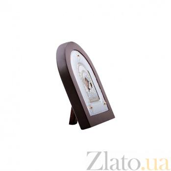 Серебряная икона Казанской Божьей Матери в дереве AQA--MA/E2106DX