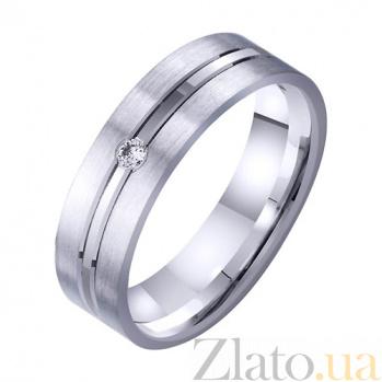 Золотое обручальное кольцо Вечные чувства TRF--4221717