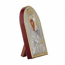 Икона Богородица Семистрельная на деревянной основе, 20х16см
