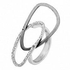 Серебряное кольцо Артик