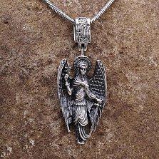 Подвес из серебра Ангел Хранитель