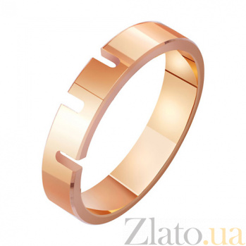 Золотое обручальное кольцо Поединок страсти TRF--4111322