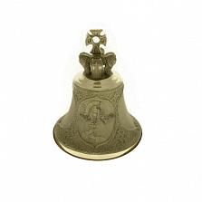 Бронзовый именной колокольчик Св. Дария