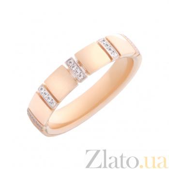 Золотое кольцо с бриллиантами Петра 1К036-0285