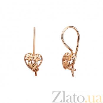 Сережки Hearts AQA--2000591