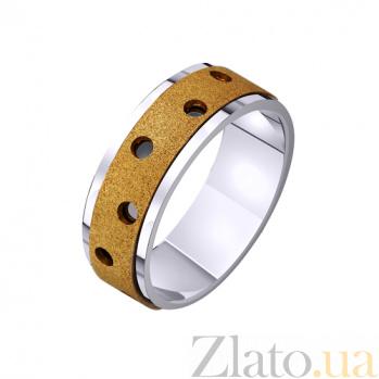 Золотое обручальное кольцо Сьюзен TRF--421556