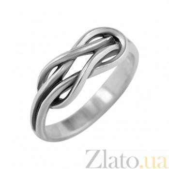 Серебряное кольцо Прочная связь 000029342