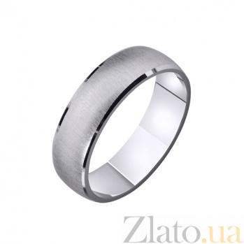 Золотое обручальное кольцо Наша история любви TRF--4211093