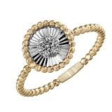 Кольцо Роскошь из золота с бриллиантами