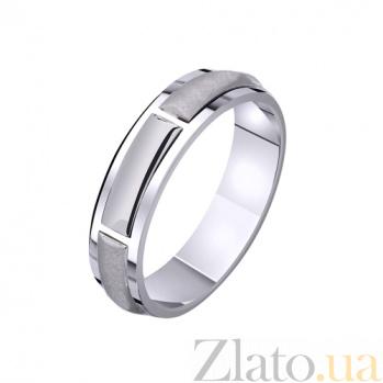 Золотое обручальное кольцо Совершенство стиля TRF--421721