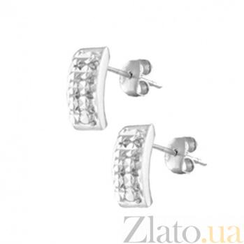 Сережки из серебра Марисса SLX--С2/396