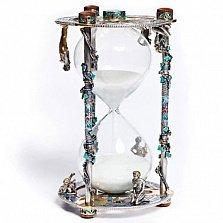 Серебряные песочные часы Амазония