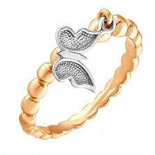 Золотое кольцо Порхающая бабочка