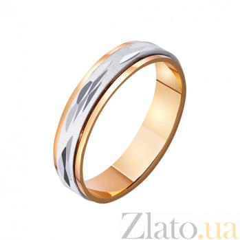 Золотое обручальное кольцо Мой сладкий сон TRF--4211091
