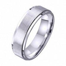 Золотое обручальное кольцо Бесценный дар