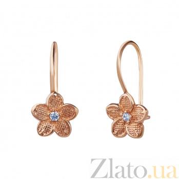 "Сережки ""Цветы"" AQA--23272"